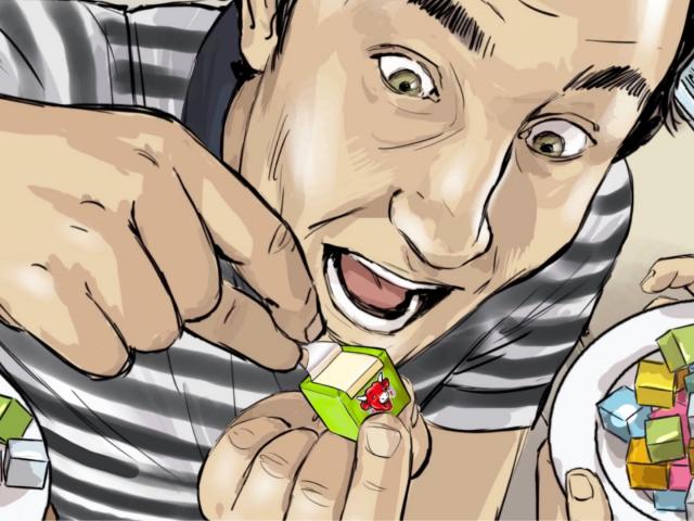 Animatic frederic rochambeau apericube 2 Agence Mil-Pat illustrateurs et roughmen
