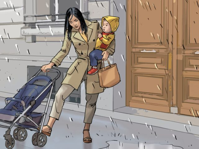 Motion design frederic rochambeau picot agence roughman illustrateur mil pat