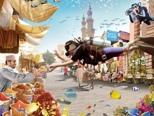 Philippe Desserprit visuel def hd office du tourisme tunisien Agence Mil/Pat roughmen & illustrateurs
