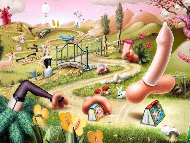 illustration copiste manix letellier agence milpat Agence illustrateur roughmen Mil Pat