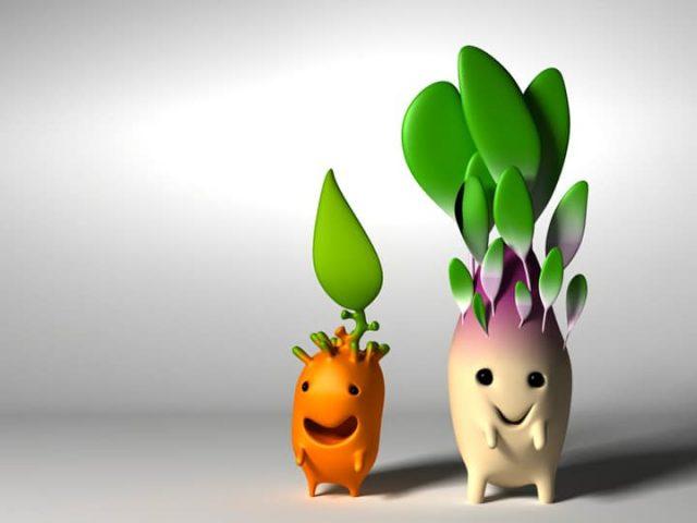 Illustration olivier glon legumes agence illustrateurs roughmen mil pat
