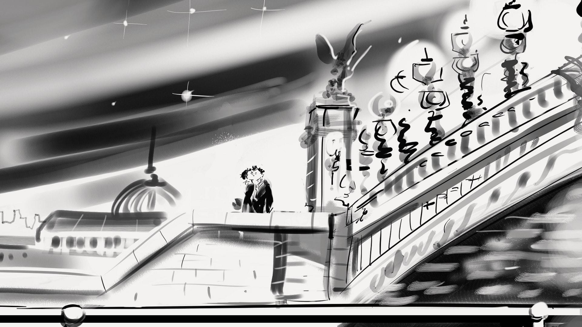 Rough pierre bateaux parisiens 2 agence illustrateurs roughmen mil pat