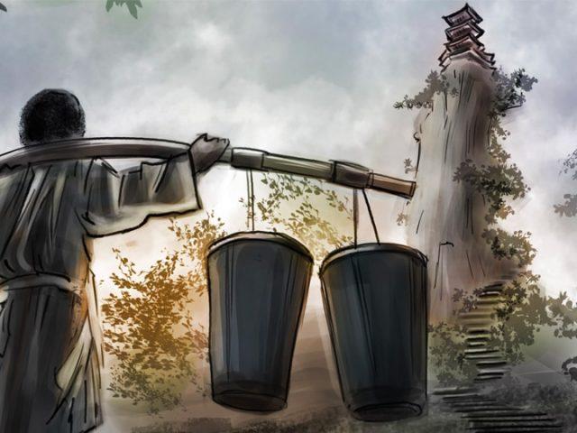Storyboard armelle bongrain decathlon 05 • agence roughman illustrateur mil pat
