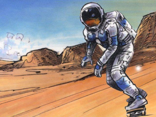 Storyboard renaud garreta quashquai 06 agence illustrateurs roughmen mil pat